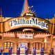 Mickey\'s Philharmagic in Disneys Magic Kingdom Vacation in Orlando Florida.