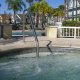 Runaway Bay Beach Resort hot tub