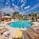 Runaway Bay Beach Resort pool area