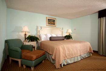 1 Bedroom Suites at The Best Western Carolinian in Myrtle Beach