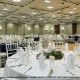 Banquet Room at the Hilton in Myrtle Beach, South Carolina