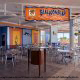 The Beachcombers restaurant is part of the Hilton in Myrtle Beach, SC.