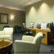 The Hilton business center located in the Hilton hotel Myrtle Beach.  Book a 2 Bedroom Suite with an ocean view.