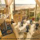 The Cafe Malfi is an elegant dining experience that you won\'t want to miss while staying at the Hilton Beach Resort in Myrtle Beach.