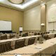 Large classroom setup for a seminar at the Hilton in Myrtle Beach