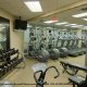The fitness center in the Hilton has the most modern exercise equipment.  Stay at the Hilton in Myrtle Beach at wholesale prices.