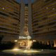 The Hilton Beach Resort\'s grand fountain over Presidents day weekend in Myrtle Beach