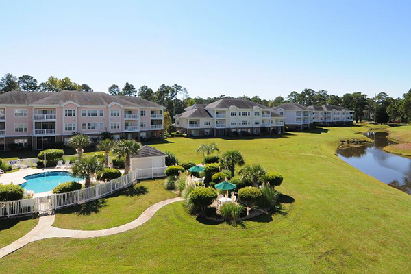 99 Myrtle Beach Labor Day Myrtlewood Villas 3 Days
