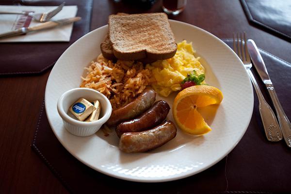 Mystic Dunes Resort and Golf Club breakfast