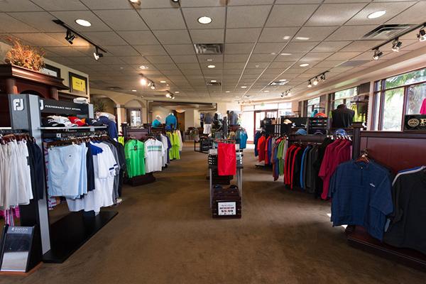 Mystic Dunes Resort and Golf Club golf store