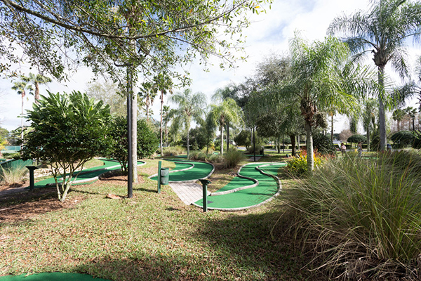 Mystic Dunes Resort and Golf Club mini-golf