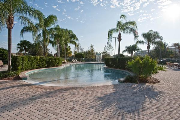 Mystic Dunes Resort and Golf Club pool entrance