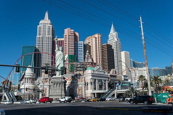 $599 Spring Break At The New York-New York Hotel, Las Vegas