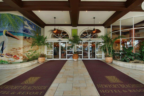 Newport Beachside Resort Miami South Beach