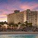 hotel-sunset