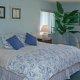 Ocean Trillium Suites bed