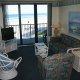 Ocean Trillium Suites living room