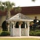 Best Western Lakeside Hotel gazebo