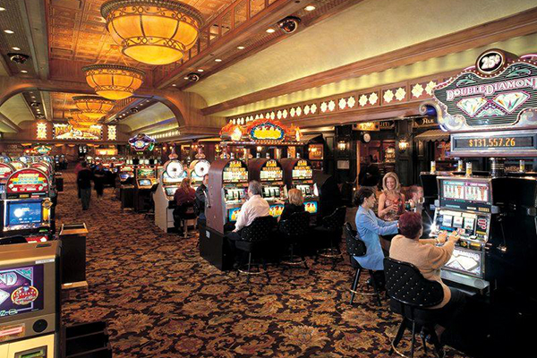 Palace Station Hotel and Casino slots