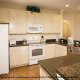 New Years 3 day vacation special to Orlando.  View of the modern kitchens at the Palisades Resort in Orlando, Florida.