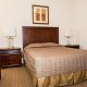 Palisades Resort queen bed