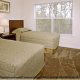 3 bedroom suites have double beds in one of the bedrooms at the Palisades Resort in Orlando, Florida.