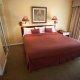 Parc Corniche Condos king bedroom