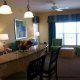 Dining Room View at Parkside Resort in Williamsburg, VA.