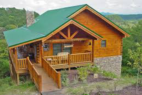 $189 3 Days 2 Nights Pigeon Forge, TN Cheap Cabin Deal | Rooms 101