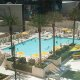 Planet Hollywood Resort and Casino pool overview
