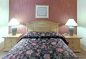 Hotel Room View At The Historic Powhatan Plantation Resort In Williamsburg, VA.
