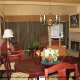 Dining Room View At The Historic Powhatan Plantation Resort In Williamsburg, VA.