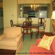 Kitchen and Living Room View At The Historic Powhatan Plantation Resort In Williamsburg, VA.