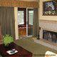 Living Room View At The Historic Powhatan Plantation Resort In Williamsburg, VA.