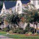 Beautifully Landscaped Outdoors At The Historic Powhatan Plantation Resort In Williamsburg, VA.