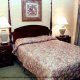 Single Bedroom View At The Historic Powhatan Plantation Resort In Williamsburg, VA.