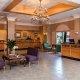 Quality Suites - Royal Parc lobby