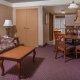 Quality Suites - Royal Parc sitting area