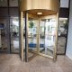 Radisson Worldgate Resort revolving door