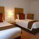 Regal Oaks Resort twin beds
