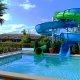 Regal Oaks Resort water slides