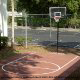 Basketball Court View At Ramada Gateway Hotel in Orlando/Kissimmee, Florida.