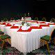 Reunion Table View At Ramada Gateway Hotel in Orlando/Kissimmee, Florida.