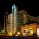 Night Panoramic View At Ramada Gateway Hotel in Orlando/Kissimmee, Florida.
