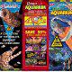 Poster brochure for Ripley\'s Aquarium in Myrtle Beach South Carolina.