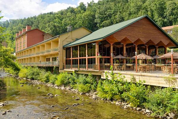 Gatlinburg Vacations River Terrace Resort Vacation Deals