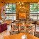 River Terrece Resort Front Dining hall