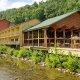 River Terrece Resort Front view