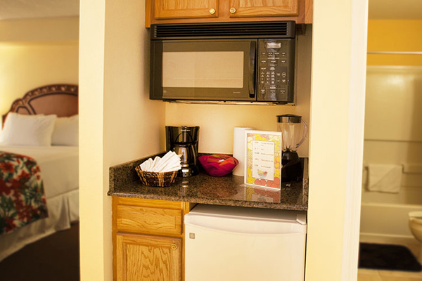 Silver Lake Resort Kitchenette