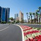 SLS Las Vegas Casino Resort flowers
